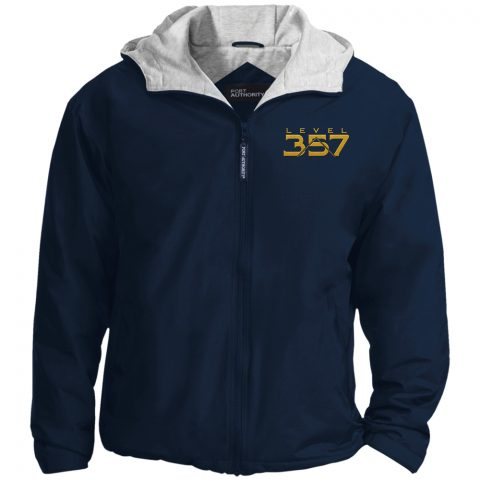 Level 357 Embroidery Masonic Jacket 357 navy jacket