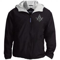 Masonic Embroidered Jacket - Masonic Vibe