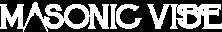 masonic vibe white logo