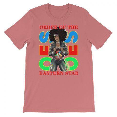 Order Of The Eastern Star T-Shirt mockup 676dca23