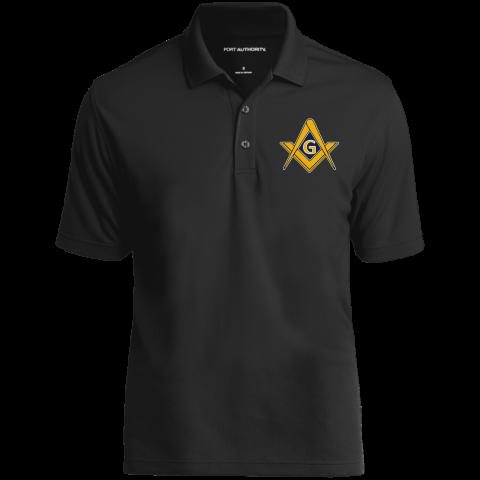 Square & Compas Masonic Polo Shirt redirect 134