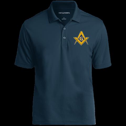 Square & Compas Masonic Polo Shirt redirect 138