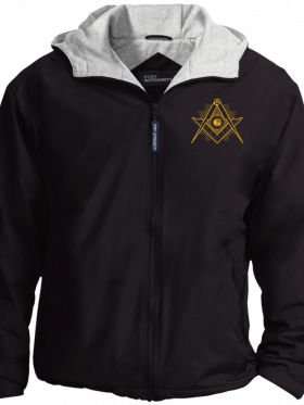 Master Mason Embroidery Masonic Jacket