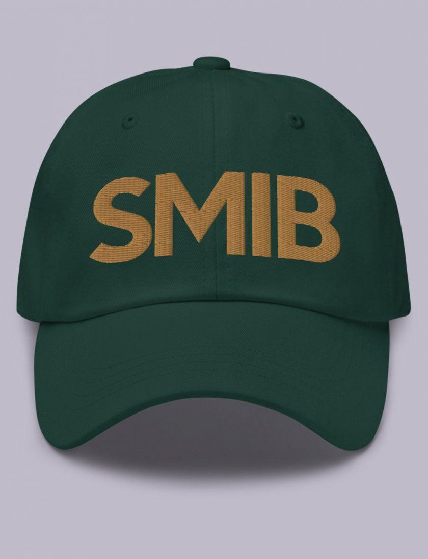 Embroidery SMIB masonic hat spruce