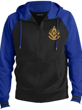 Past Master Hooded Freemason Jacket