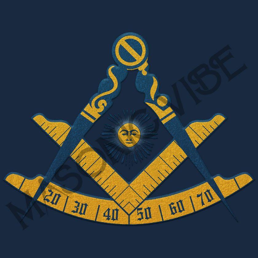 Past master navy