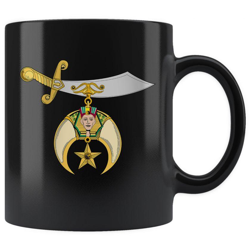 Shriners mug
