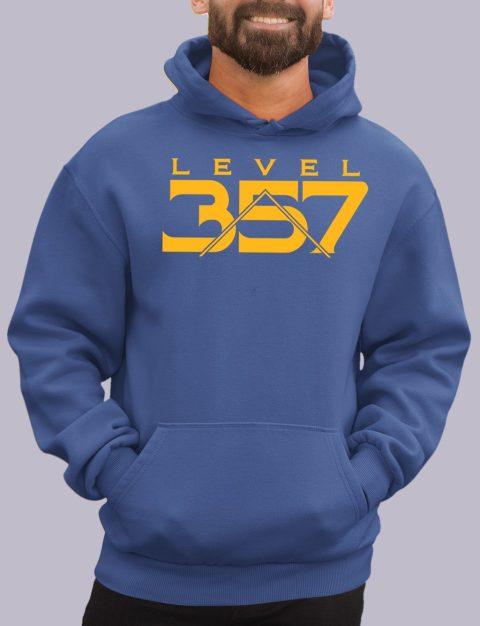 Level 357 Masonic Hoodie lv 357 royal hoodie