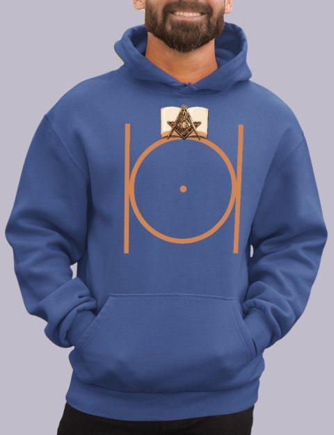 Masonic Freemason Hoodie masonic 1 royal hoodie