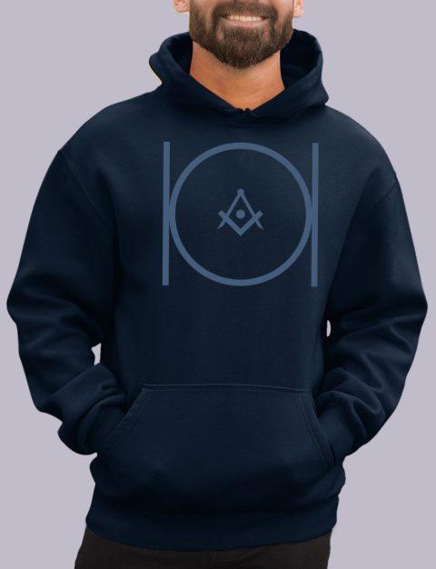 Royal Blue Masonic Hoodie masonic 2 navy hoodie