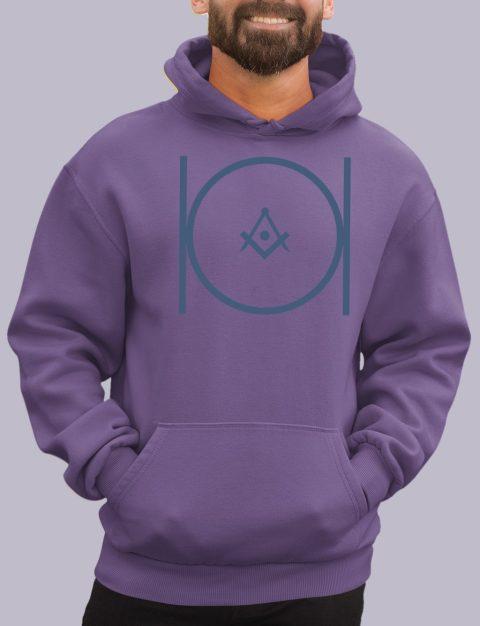 Royal Blue Masonic Hoodie masonic 2 purple hoodie
