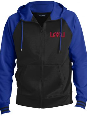 On The Level Hooded Masonic Jacket