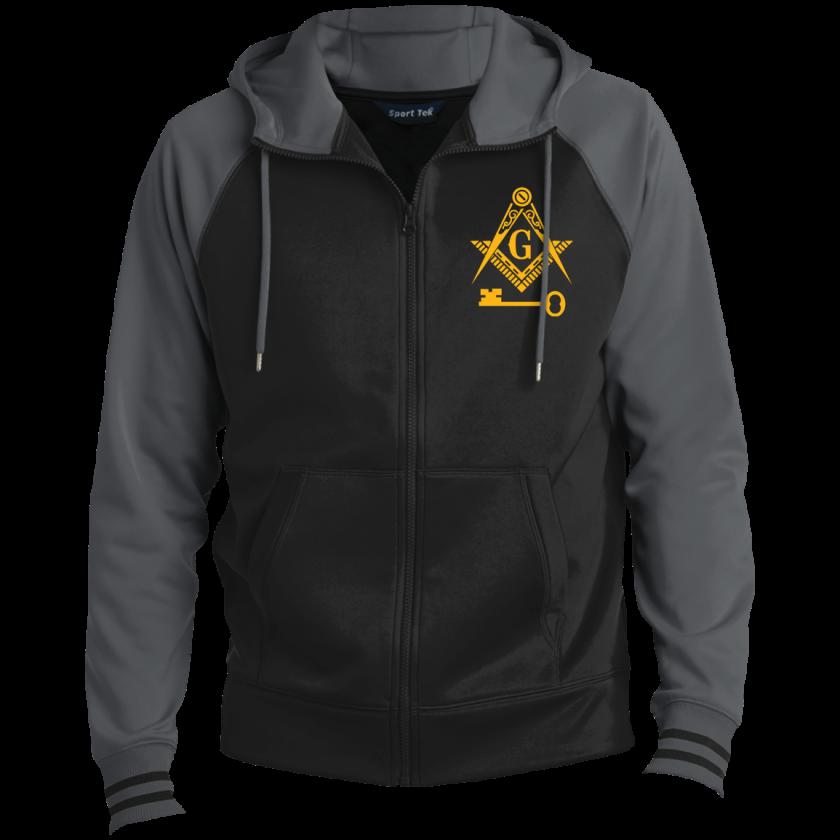 International Freemasons Hooded Masonic Jacket