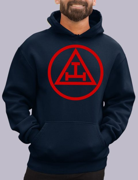 Royal Arch Masonic Hoodie royal arch navy hoodie