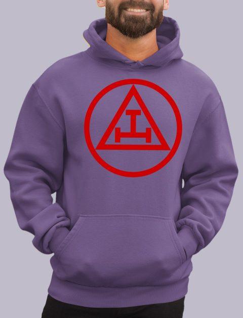 Royal Arch Masonic Hoodie royal arch purple hoodie