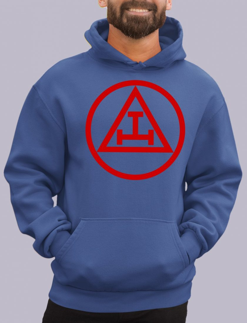 royal arch royal hoodie