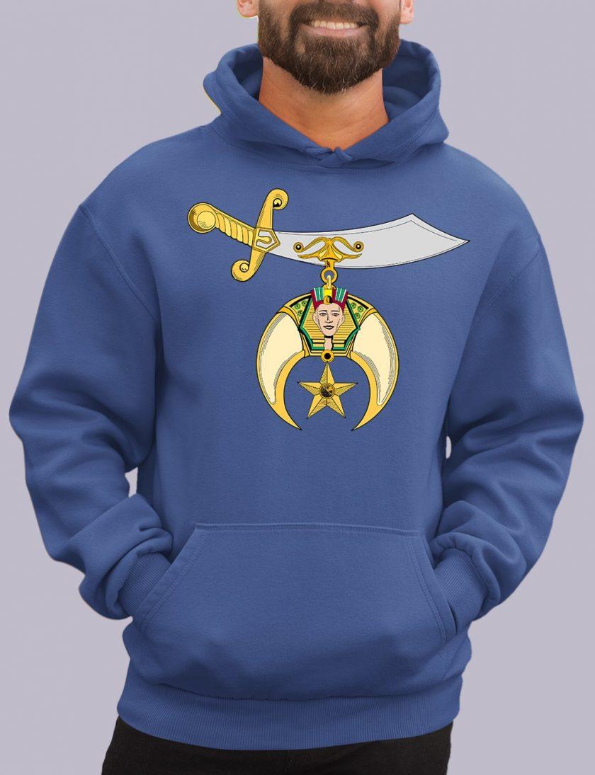 shrines royal hoodie