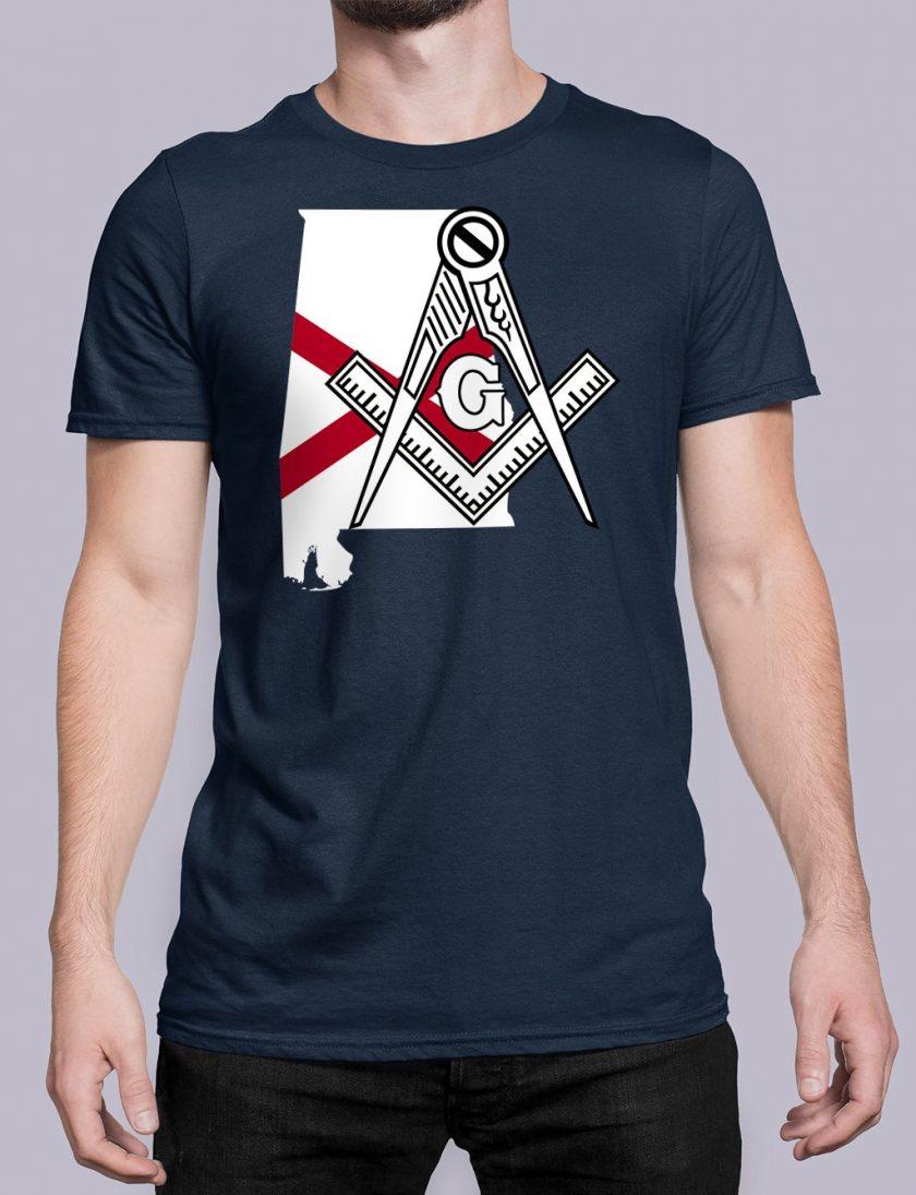 Alabama navy shirt