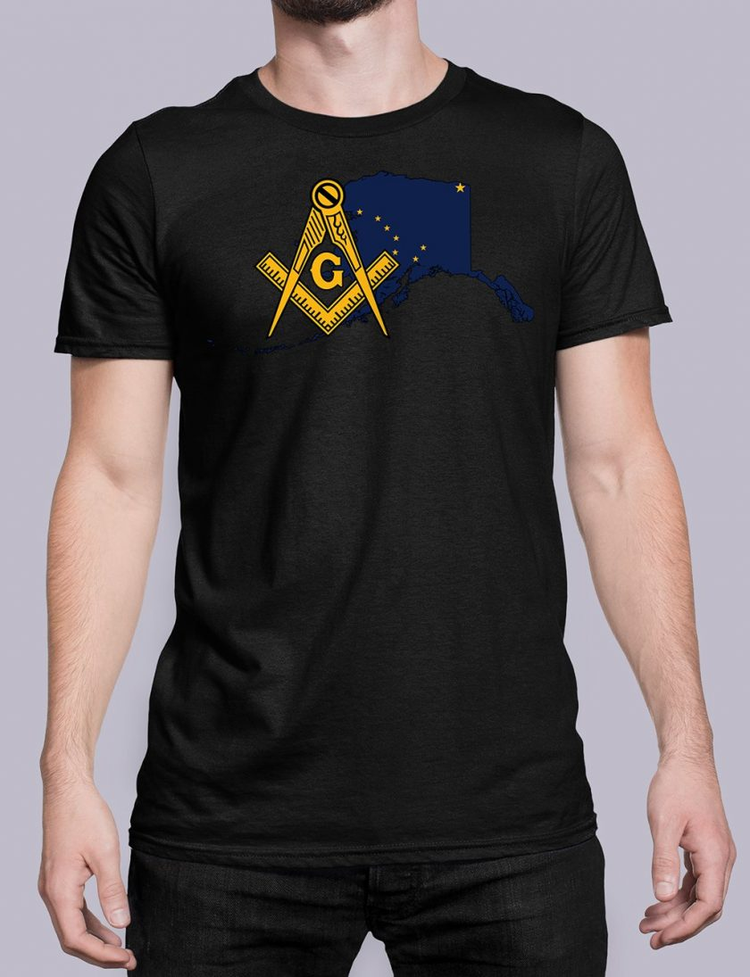 Alaska black shirt