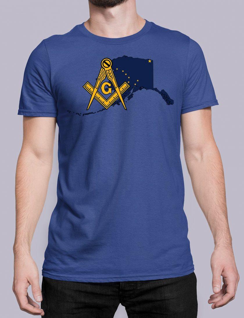 Alaska royal shirt