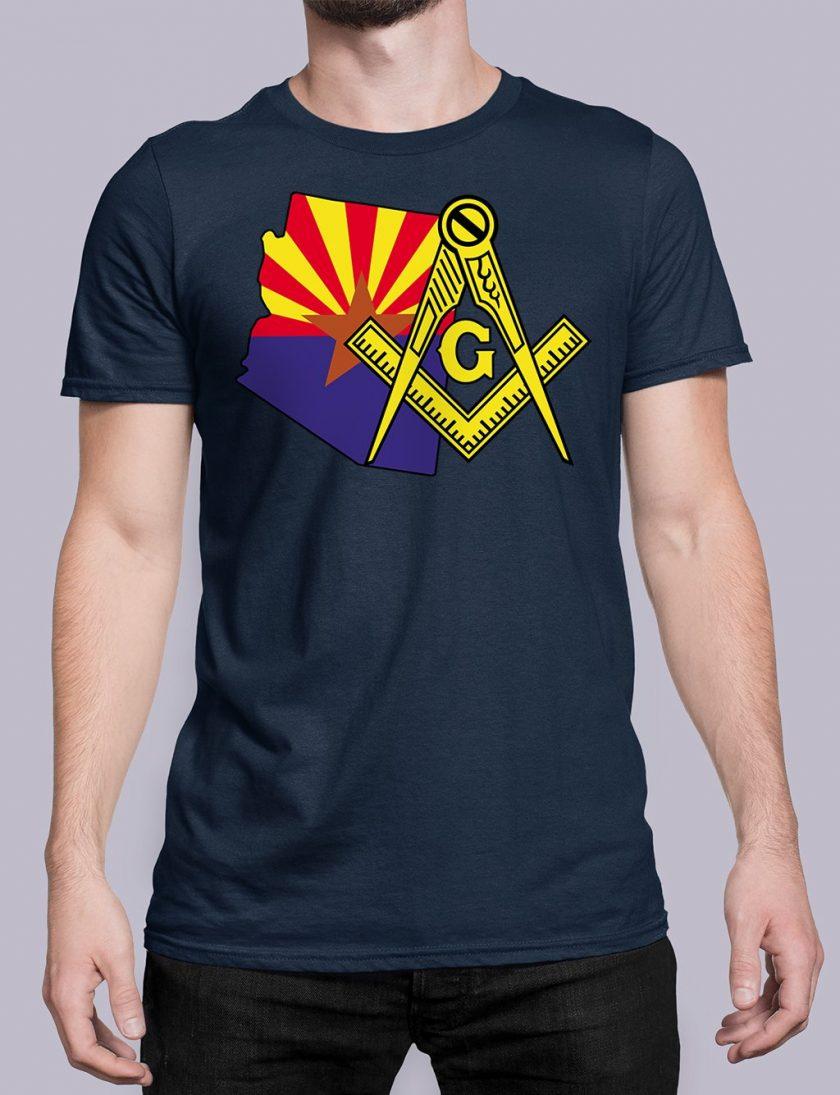 Arizona navy shirt