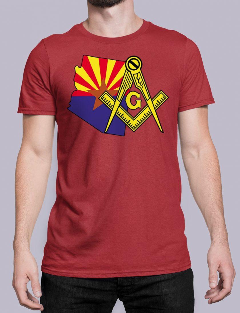 Arizona red shirt