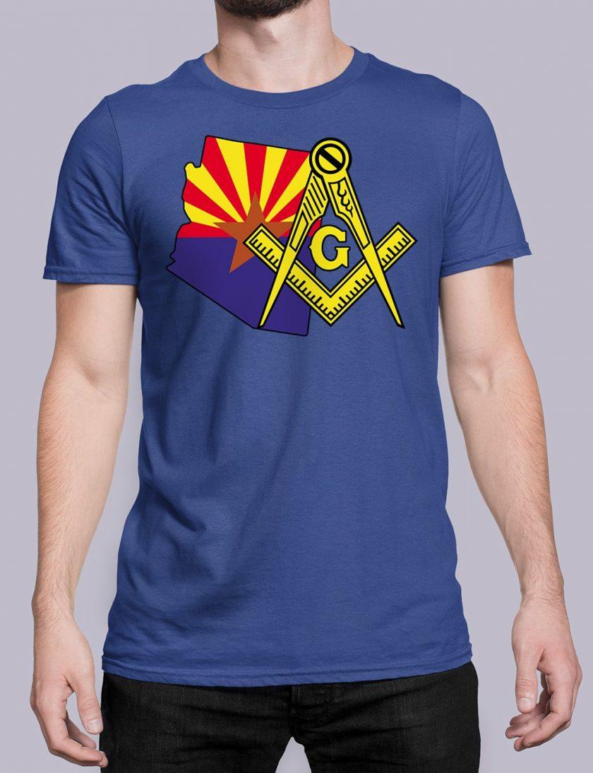 Arizona royal shirt