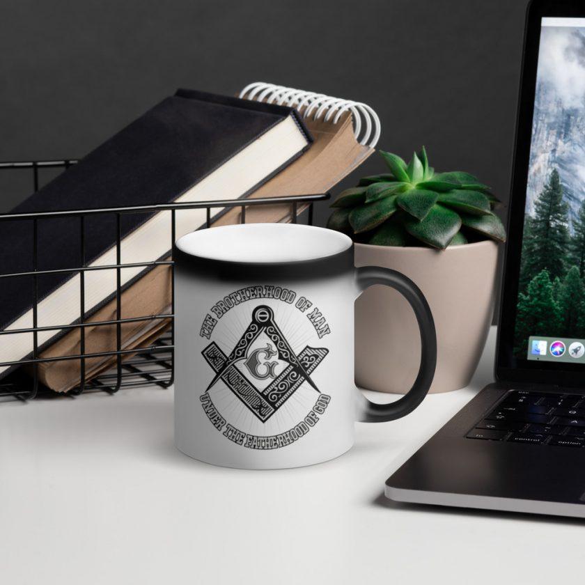 MAGICMUG mockup Office Lifestyle Black