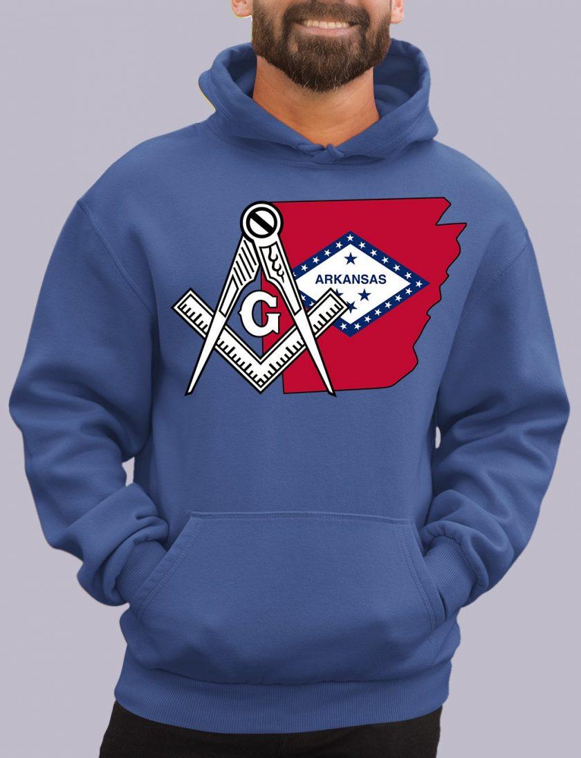 arkansas royal hoodie