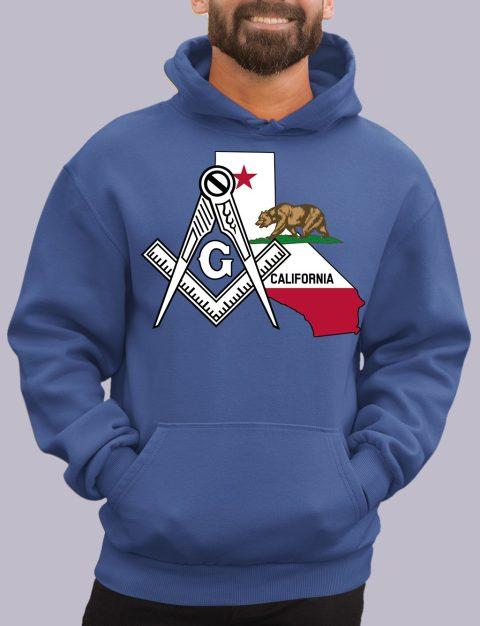 California Masonic Hoodie california royal hoodie