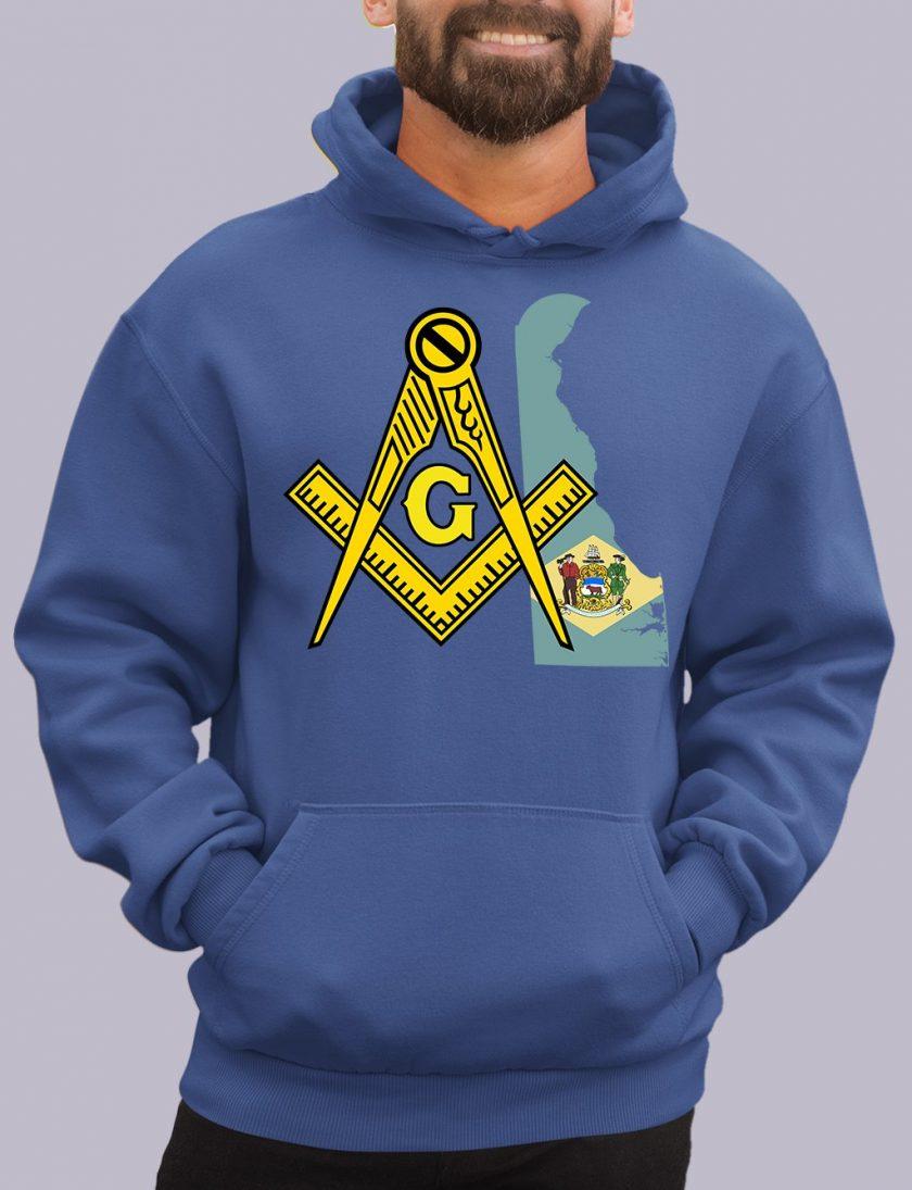 delaware royal hoodie