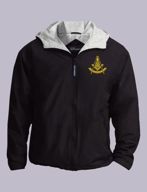 New yellow past master black jacket featured