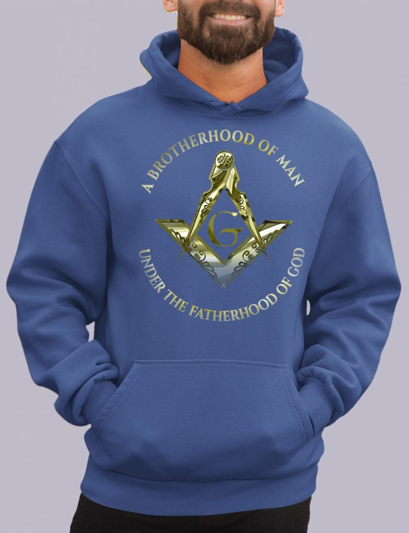 a bro of man royal hoodie