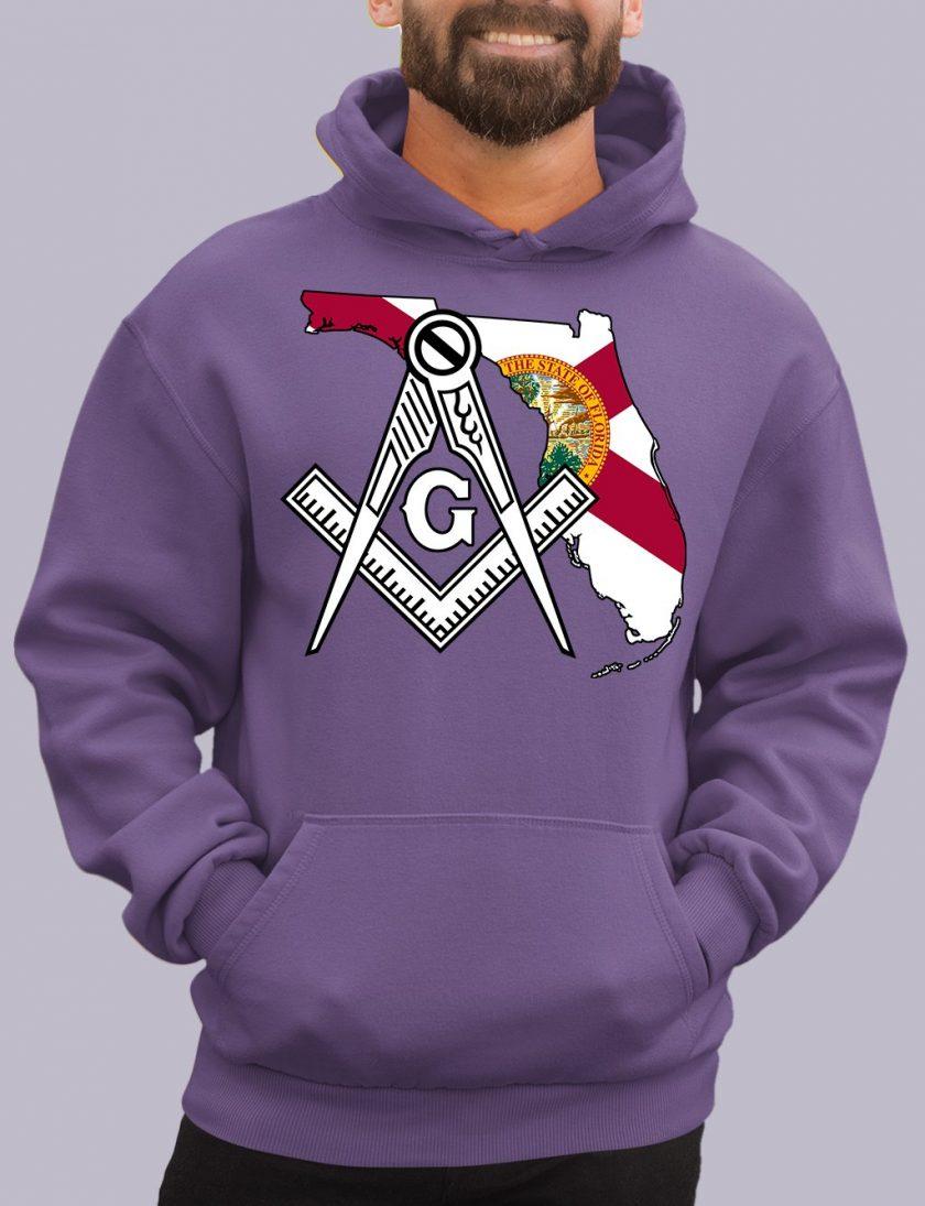 florida purple hoodie
