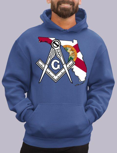 Florida Masonic Hoodie florida royal hoodie