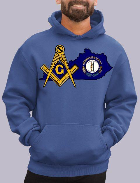 Kentucky Masonic Hoodie kentucky royal hoodie