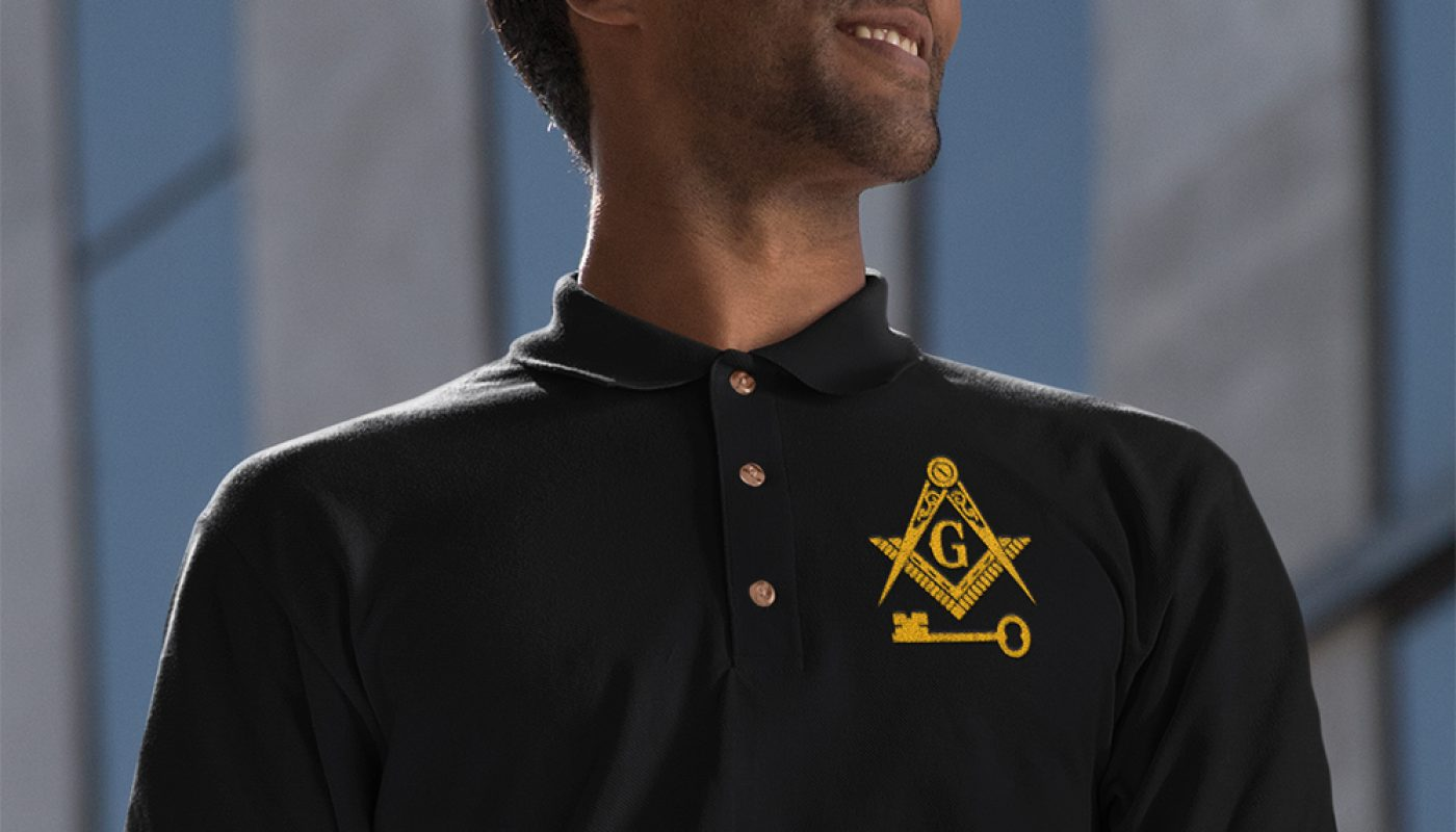 Freemason masonic polo shirts