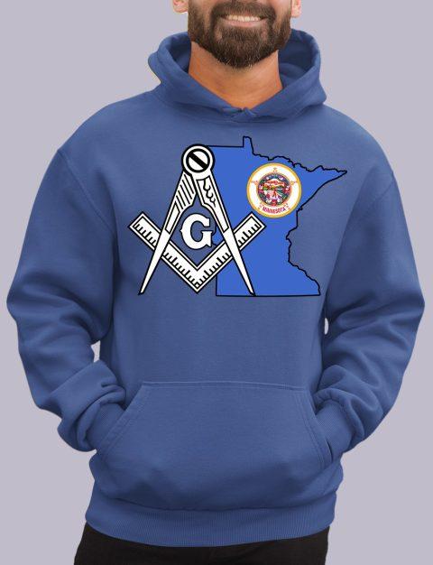 Minnesota Masonic Hoodie minessota royal hoodie