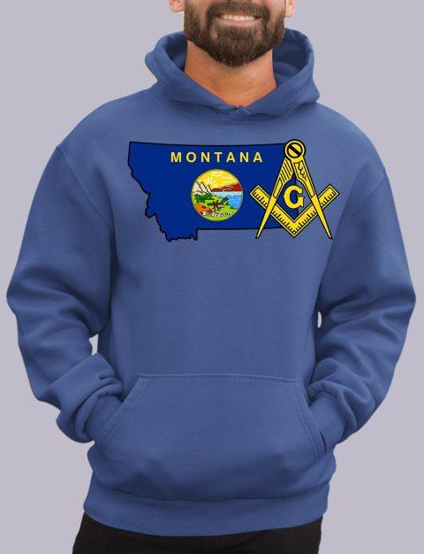 Montana Masonic Hoodie montana royal hoodie