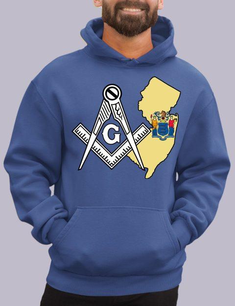 New Jersey Masonic Hoodie new jersey royal hoodie