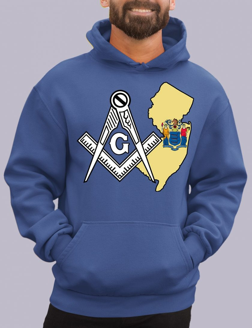 new jersey royal hoodie