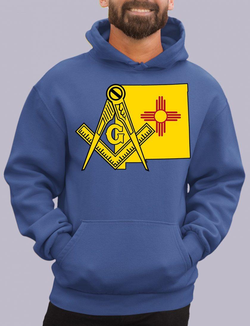 new mexico royal hoodie