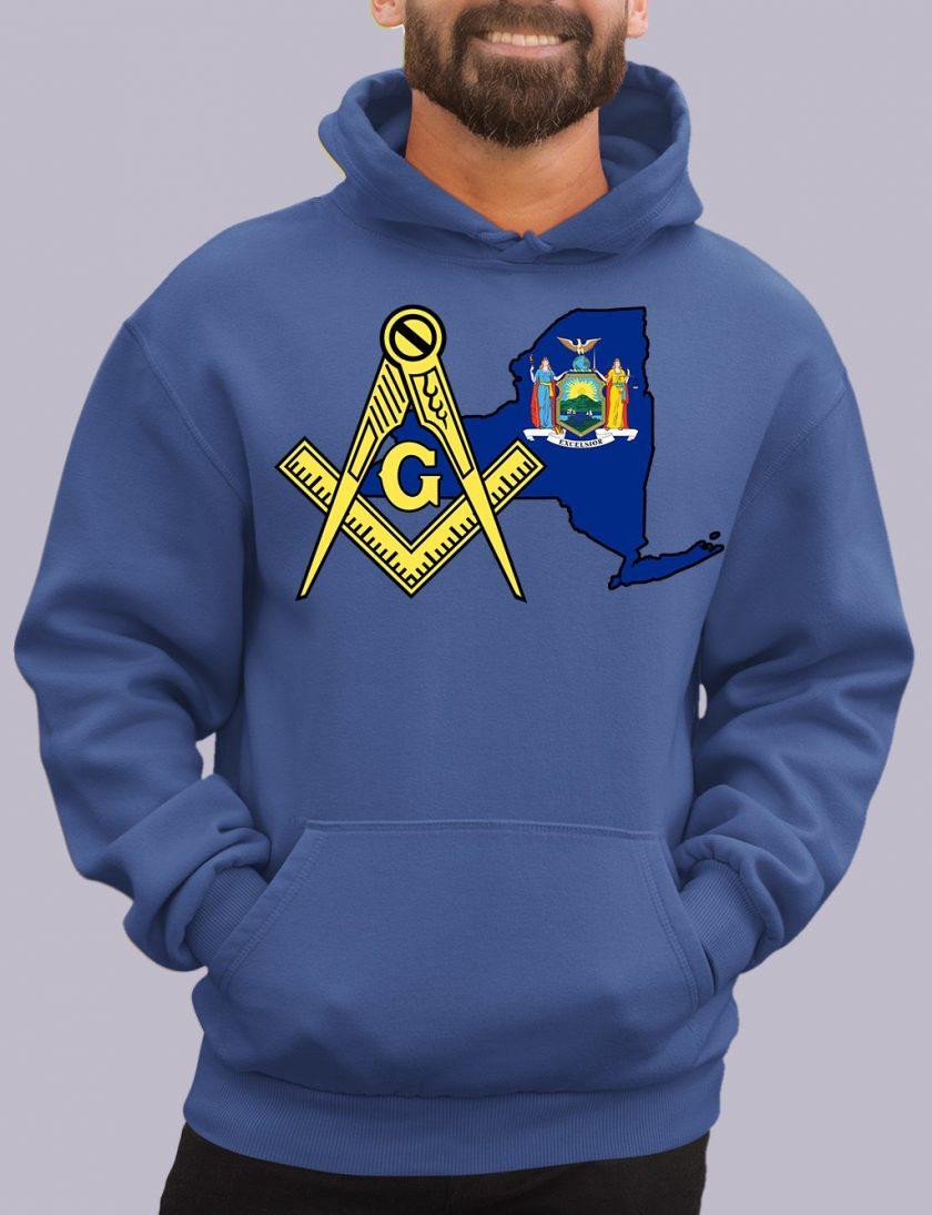 new york royal hoodie