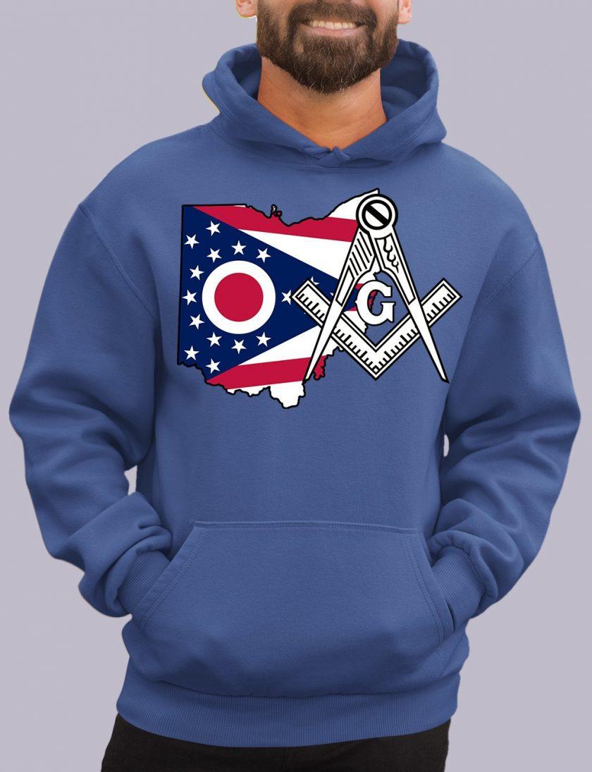 ohio royal hoodie