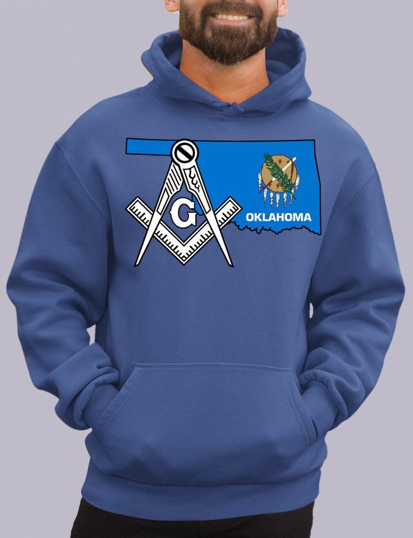 oklahoma royal hoodie
