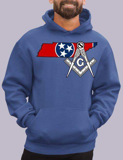 Tennessee Masonic Hoodie tenessee royal hoodie