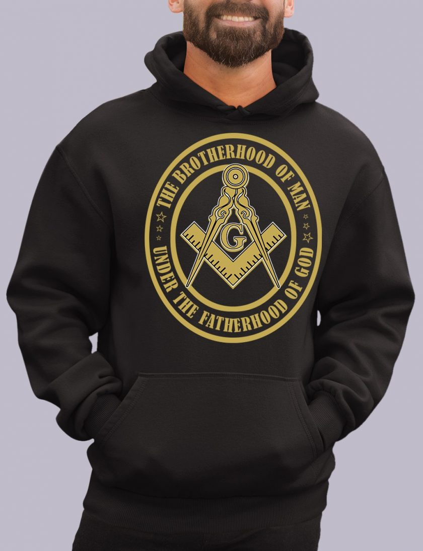 the brotherhood black hoodie