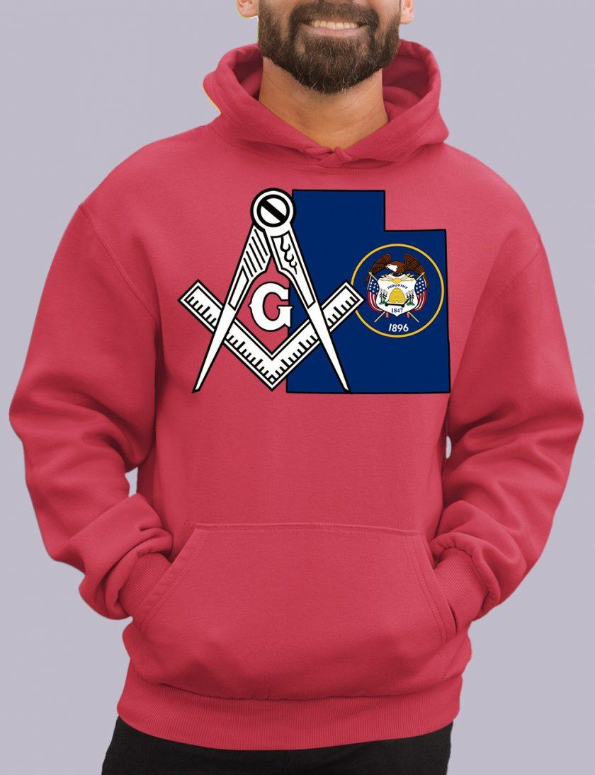 uatah red hoodie