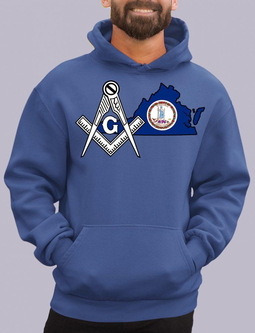 virginia royal hoodie