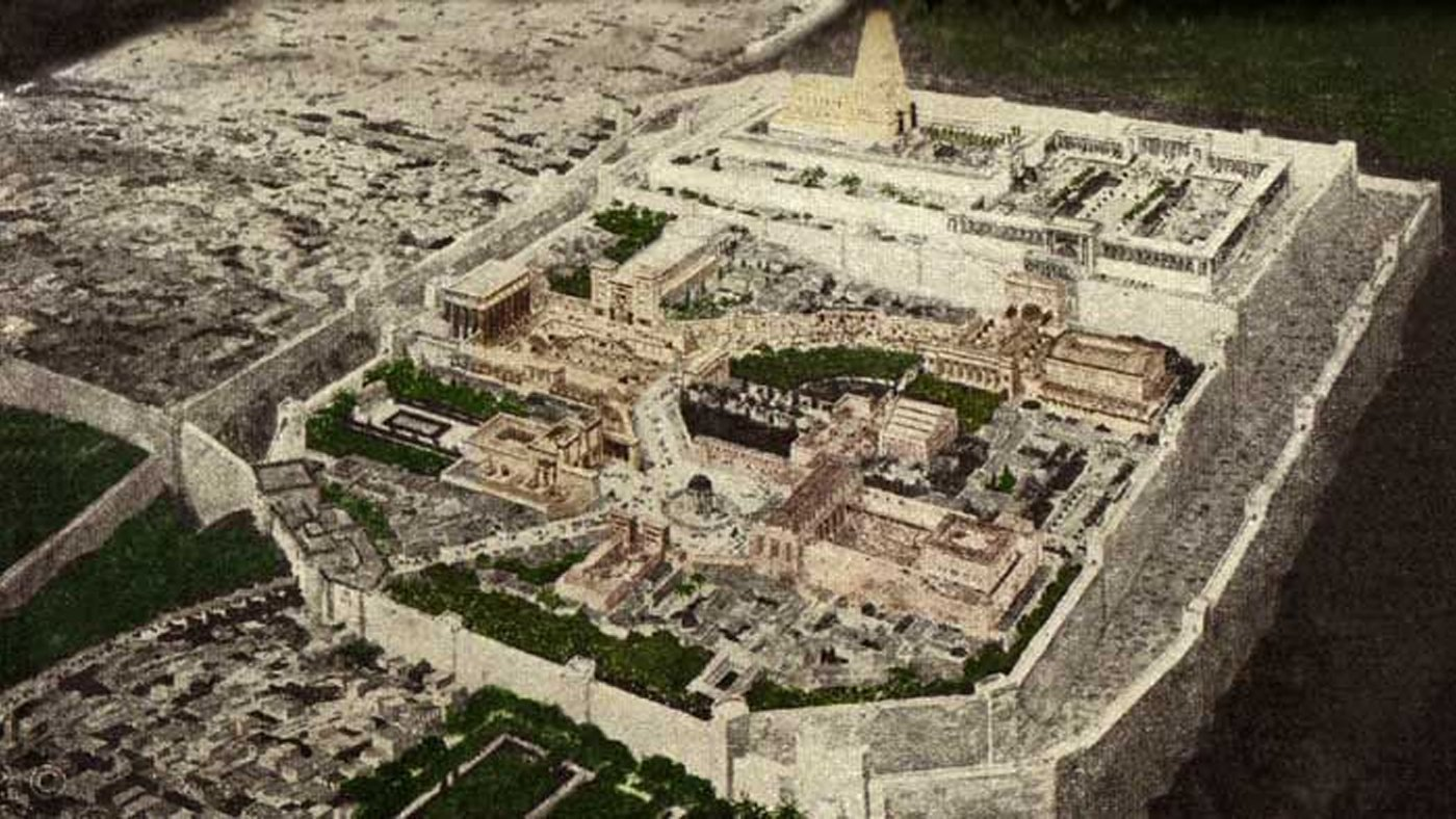 12 Facts about King Solomon's Temple